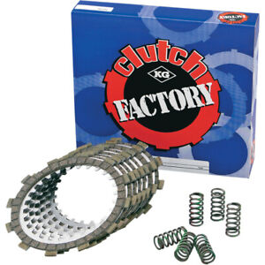 KG Powersports Complete Clutch Kit with Springs   KGK-5004Y