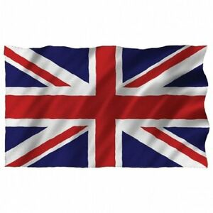 Union Jack Flag 3ft x 2ft British Great Britain Union UK 100% Polyester Flags