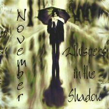 WHISPERS IN THE SHADOW November CD 2008
