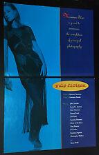 PULP FICTION__Original 1994 Trade AD promo_poster__UMA THURMAN_Quentin Tarantino