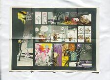 BD - Supplement Spirou n° 2287 Poster Bidouille  / 1982 / HISLAIRE / RARE