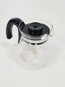 Black & Decker 4-In-1 Coffee Station CM0750 S Part 5 Cup Glass Carafe w/ Lid