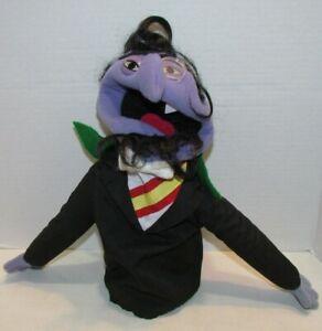 1976 The Count Von Count Hand Puppet, Sesame Street, Jim Henson
