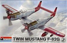 MONOGRAM 5257 Twin Mustang F-82G scala 1/72