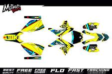 Suzuki RMZ 250 2010 2011 2012 2013 2014 2015 2016 2017 Graphics Kit Motocross MX