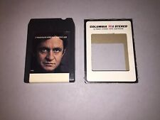 Johnny Cash Understand Your Man 8 Track Nice Free Shipping D1