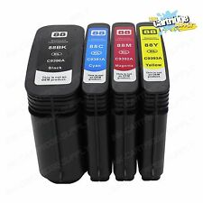 4 Pack 88xl Ink For HP Officejet Pro L7500 L7550 L7580 L7590 L7600 L7650