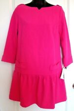Victoria Beckham Fuchsia Pink Dress Size X-Small For Target New With Tags NWT