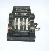 Cash Register Metal Pencil Sharpener
