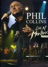 Phil Collins - Live at Montreux 2004 [New DVD]