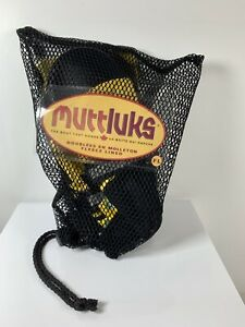 Muttluks Fleece Lined Weather Dog Boots-Size Large