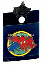 NEW Universal Studios Pin Trading Marvel Spiderman 3D Pin