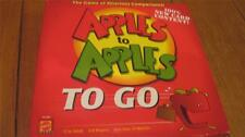 Apples To Apples to Go Card Game Complete Near Mint in the Box 2007
