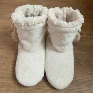 Women Indoor Winter Slippers Warm Plush Velvet Home Soft Lovers Christmas Gift