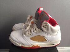 """Air Jordan 5 """"Sunset"""" 2006 W 9 Men 7.5"""