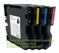 CARTUCCE SUBLIMAZIONE ricoh sg3110/sg7100  america 29 ml professionale gadget to
