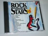 ROCK SUPER STARS VOL 3 CD MIT JOE COCKER SCORPIONS WHITESNAKE DEEP PURPLE QUEEN