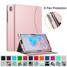 For Samsung Galaxy Tab S6 10.5 Inch 2019 Case Multi-Angle Stand Cover w Packet