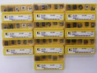 100 PIECES, KENNAMETAL LNEU1235R03 K8735 CARBIDE INSERTS    C313