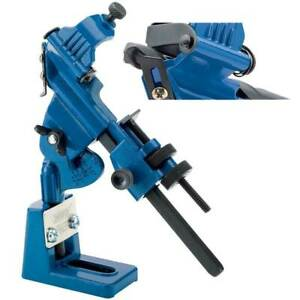Draper Twist Drill Bit Grinding Sharpening Attachment For Use With Bench Grinder