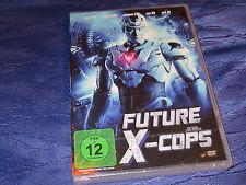 Future X-Cops - DVD, neu, Andy Lau