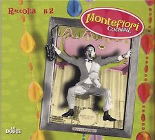 MONTEFIORI COCKTAIL - Raccolta N. 2  - RIDILLO CD DIGIPACK  2000 NEAR MINT COND.