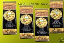 Four(4) Royal Kona Coffee TOASTED COCONUT hawaii ground