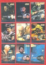 CHASE SET: Star Trek TNG Profiles ALTER EGO 9 card subset SUPER