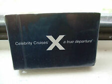 Celebrity Cruises  PLAYING CARDS  -  NEW