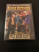 The Three Mesquiteers: Range Defenders / Wild Horse Rodeo (DVD, 2007)
