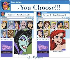 Topps Disney Collect - FACE VALUE Series 1-2 - YOU CHOOSE⭐️!!! *Digital