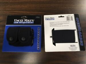 8831-1 Uncle Mike's Double Speedloader Pouch, Nylon
