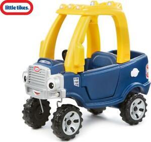 Little Tikes Indoor/Outdoor Cozy Truck Toddler Children Ride On Toy Car 18m+