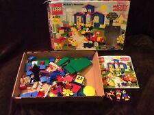 LEGO 4167 DISNEY MICKEY MOUSE MICKEY'S MANSION RARE RETIRED 2000 MINNIE PLUTO