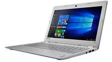 "Lenovo IdeaPad 110s 11.6"" (32GB, Intel Celeron N3160 1.6GHz, 2GB) Blue / White"