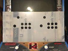 Killer Instinct Arcade Lexan Polycarbonate Control Panel Protector KI NOS CPO