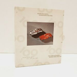 H0 1:87 - Praline 100 Jahre Daimler Benz 6840 6419 00 - SEHR GUT   #200