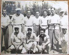 Golf/Golfing in Cuba 1950s 8x10 Original Photograph on Course