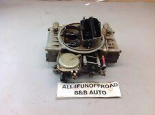 Holley 4 barrel carburetor 3154 1850-4 Ford Chevy Dodge 305 350 289 302 351 318
