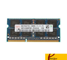 8GB SODIMM DDR3 For Laptops PC3 12800 DDR3 1600 204pin Ram Memory