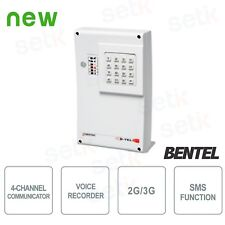 BENTEL BTEL-3G COMBINATORE AVVISATORE TELEFONICO NUOVO MODELLO BTEL-GT BENTEL