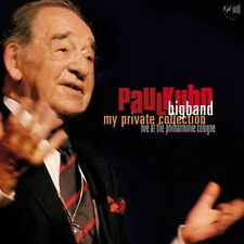CD album paul Kuhn Bigband my private collection Live at the philharmonic