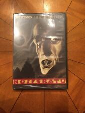 Nosferatu (DVD, 2007) Kino 2 Disc Ultimate Collector's Edition Vampire NEW USA
