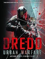 DREDD: URBAN WARFARE HARDCOVER Judge Dredd 2000 AD Movie Comic Henry Flint HC