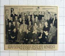 1964 Ww1 Veterans, 134 Penzance Battery, Wongo Warren, Mh Williams, S Leach