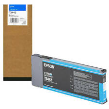 Original Tinte EPSON Stylus Pro 9600 7600 4000 / T5442 CYAN INK Cartridge 220ml