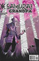 Samurai Grandpa Comic Issue 1 Cover A First Print 2019 Eastin Deverna Daley