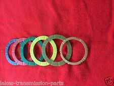 THRUST WASHER KIT AOD  AODE  4R70W ALL NEW 1980 & UP
