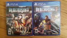 Capcom Dead Rising & Dead Rising 2 Combo Pack Games for Sony Playstation 4 PS4