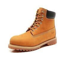 Mens Winter Snow Boots Work Shoe Leather Lace Up Shoes 061 [It's NOT Timberland]